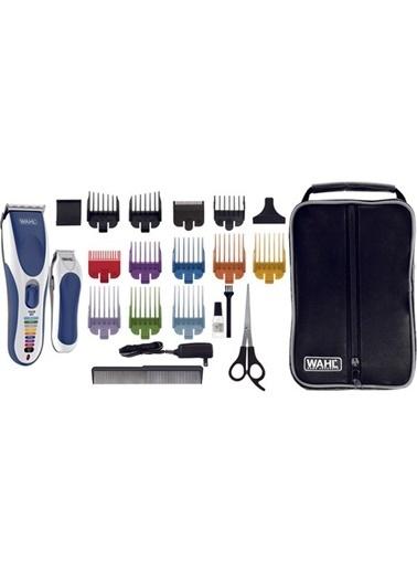 Wahl Wahl 9649 ColorPro Combo KabloluKablosuz Saç Kesme Makinesi + Mini Düzeltici 09649-916 Renkli